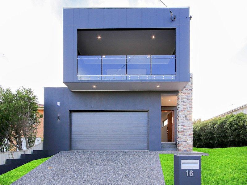 front facade - Brisbane bayside custom homes