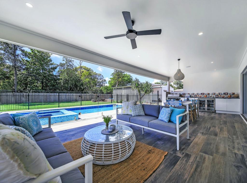 Outdoor Living Ideas   Oceanview Constructions Capalaba